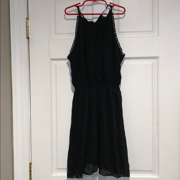 Abercrombie & Fitch Dresses & Skirts - black abercrombie & fitch dress